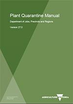 Victoria Plant Quarantine Manual